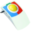 64x64px size png icon of Trackball sa