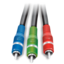 64x64px size png icon of Component video