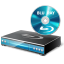 64x64px size png icon of BluRay Player Disc