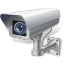 64x64px size png icon of Security Camera