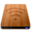 64x64px size png icon of Wooden Slick Drives   Airport