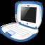 64x64px size png icon of Indigo X