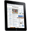 64x64px size png icon of iPad Side Newspaper