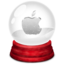 64x64px size png icon of MacGlobeicon
