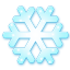 64x64px size png icon of Snow flake