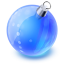 64x64px size png icon of christmas ball