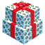 64x64px size png icon of gifts 2