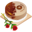 64x64px size png icon of happy birthday cake