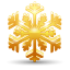 64x64px size png icon of snowflake 2