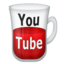 64x64px size png icon of youtube