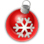 64x64px size png icon of Christmas Ornament 1