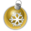 64x64px size png icon of Christmas Ornament 2