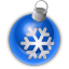 64x64px size png icon of Christmas Ornament 3