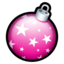 64x64px size png icon of Christmas Ball 5