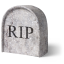 64x64px size png icon of Tomb