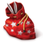 64x64px size png icon of bag with gifts