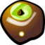 64x64px size png icon of Caramel Apple