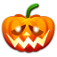 64x64px size png icon of Halloween shame