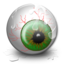 64x64px size png icon of Eye