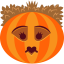 64x64px size png icon of Pumpkin Queen