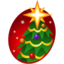 64x64px size png icon of Christmas