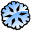 64x64px size png icon of Smoothicon Snowflake