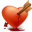 64x64px size png icon of Love Arrow