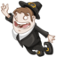 64x64px size png icon of Pilgrim