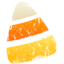 64x64px size png icon of Candy Corn