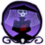 64x64px size png icon of The Skeleton Bride
