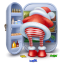 64x64px size png icon of santa steal