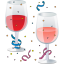 64x64px size png icon of New Year Party