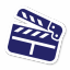 64x64px size png icon of Clapper
