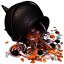 64x64px size png icon of cauldron