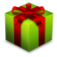 64x64px size png icon of Gift Box
