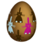 64x64px size png icon of easter egg 6