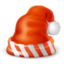 64x64px size png icon of Santa cap
