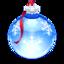 64x64px size png icon of Aqua Ornament