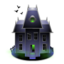 64x64px size png icon of Haunted House