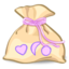64x64px size png icon of Bag