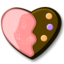 64x64px size png icon of Heart