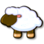 64x64px size png icon of Sheep