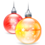 64x64px size png icon of balls