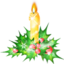 64x64px size png icon of candle