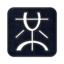 64x64px size png icon of Mister wong square