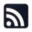 64x64px size png icon of Rss cube
