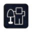 64x64px size png icon of digg square