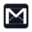 64x64px size png icon of gmail square 2