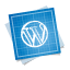 64x64px size png icon of wordpress