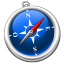 64x64px size png icon of Safari FR